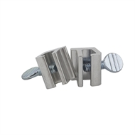 Ikonic Aluminium Sliding Window Lock - 2 Pack