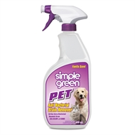 Simple Green 650ml Pet Anti Bacterial Stain Remover
