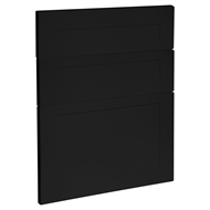 Kaboodle 600mm Black Olive Alpine 3 Drawer Panels
