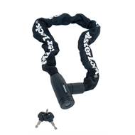 Master Lock 8mm X 0.9M Covered Chain With Integrated Key Lock