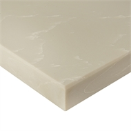 Essential Stone 20mm Sea Mist Square Creative Splashback