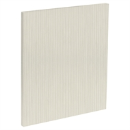 Kaboodle Mallow Grain Slimline End Panel