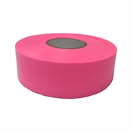 Brutus 25mm x 100m Flagging Tape - Pink