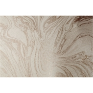 Graham Brown 52cm X 10m Marbled Pebbled/Rose Gold Wallpaper