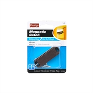 Prestige 65mm Brown Plastic Magnetic Catch