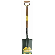 Cyclone Short Handle Garden Spade