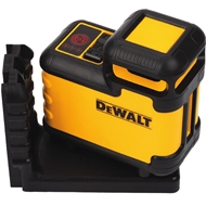 DEWALT 360 Degree Red Beam Cross Line Laser