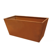 Whites 40 x 87 x 41cm Rectable Casa Taper Oxy-Shield Planter