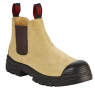 Hard Yakka Sand Grit Safety Boot - Size 8