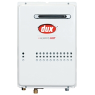 Dux 26L/min Condensing Continuous Flow Water Heater - 60° Natural Gas