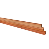 71 x 26mm Cladding Channel - Per Linear Metre