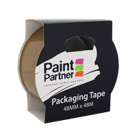 Paint Partner 48mm x 48m Brown Packaging Tape