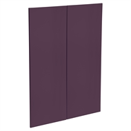 Kaboodle 900mm Auber Zest Modern Medium Pantry Doors -  2 Pack