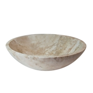 Forme 480 x 135 x 420mm Gloss Round Basin