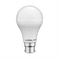 Luce Bella 14W 1055lm A70 Warm White BC Globe - Twin Pack