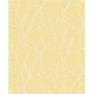 Superfresco Easy 52cm x 10m Innocence Yellow Wallpaper