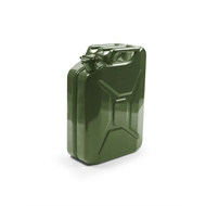 Sandleford 20L Green Metal Fuel Can