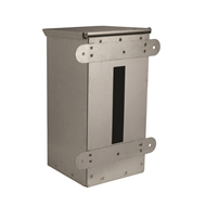 Sandleford Nipper Fence Mounted Letterbox