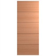 Hume Doors & Timber 2340 x 1020 x 40mm Xlr150 Linear Entrance Door