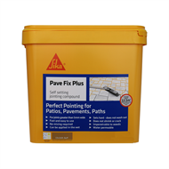 Sika 11L Buff Pave Fix Plus Self Set Joint Compound