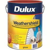 Dulux Weathershield 10L Gloss Brunswick Green Exterior Paint