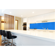Bellessi 1220 x 2440 x 6mm Polymer Splashback - Custom Colours
