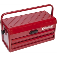 Sidchrome 295 x 560 x 295mm 2 Drawer Tool Chest