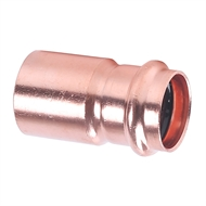 SmarteX-Press 25 x 20mm Copper Male And Female Reducer