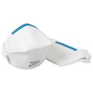Protector P2 Dust / Mist Flat Mate Disposable Respirator - 3 Pack