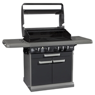 Matador 4 Burner Hooded Boss BBQ
