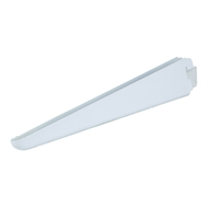 Flexi Storage 220mm White Double Slot Bracket
