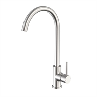 Caroma WELS 5 Star 6L/Min Stainless Steel Titan Sink Mixer