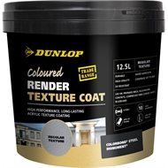 Dunlop 12.5L Render Texture Coat - Colorbond Monument