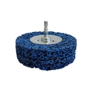 Josco 100mm Double Strip-It Wheel