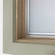 Illume 300 x 1200mm Interior Timber Window System