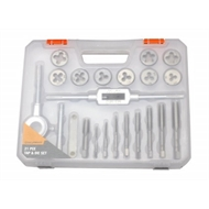 Craftright 21 Piece Metric Tap And Die Set