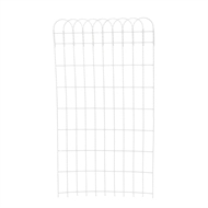 Emu Wire 1250mm Heritage Wired Mesh  - Gloss White