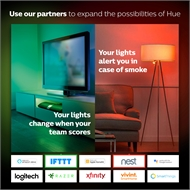 Philips 10W A60 ES Hue White And Colour Starter Kit