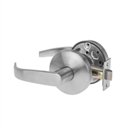 Yale 60mm Key In Lever Passage Set