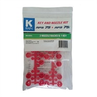 K-Rain Key and Nozzle Kit
