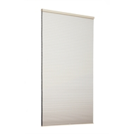Zone Interiors 180 x 210cm Boston Cellular Blind - Arctic White