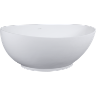 Decorium 1850 x 820 x 620mm Free Standing Bath
