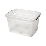 All Set 120L Plastic Storage Container