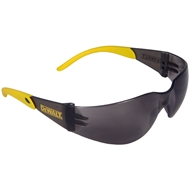 DeWALT Smoke / Clear Lens Protector Safety Glasses Value Pack - 4 Pair