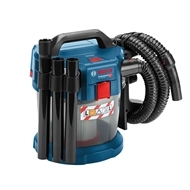 Bosch Blue 18V 10L Professional Wet/Dry Cordless Vacuum - Skin Only