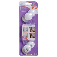 Dreambaby EZY-Check Multiuse Child Safety Latch - 3 Pack