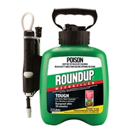 Roundup 2.5L Tough Ready To Use Pump N Go Weedkiller
