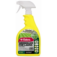 Yates 750ml Weedkiller For Lawns Spot Spray