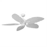 Mercator 130cm White Cooya Ceiling Fan