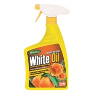 Brunnings 1L White Oil Insecticide Garden Spray